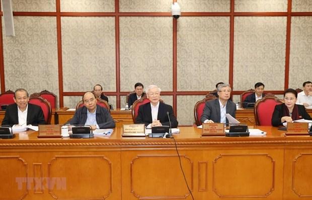 Politburo examine development of Hue, Buon Ma Thuot cities