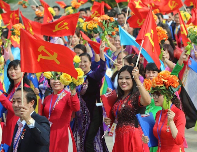 Online contest on the Communist Party of Vietnam launched for teenagers
