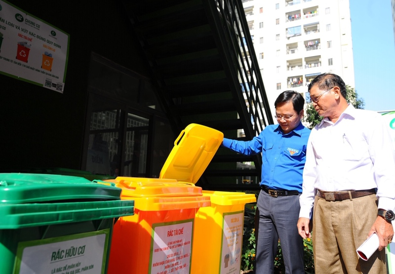 Taking action against plastic waste