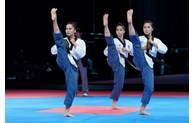 Taekwondo performers target golds at SEA Games