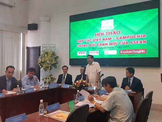 Vietnam, Cambodia hold untapped economic cooperation potential