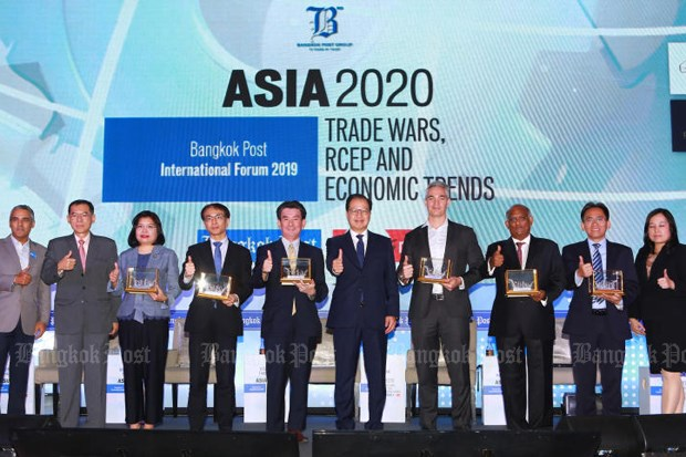 Thailand optimistic about RCEP's benefits after India's withdrawal