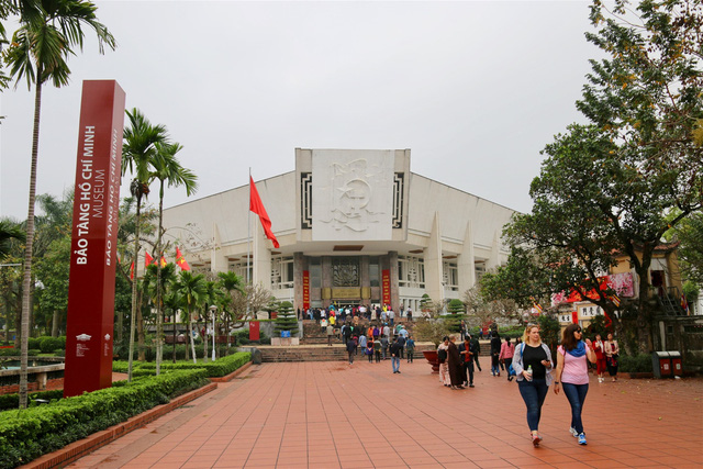 Diverse exhibitions at Ho Chi Minh Museum in 2020