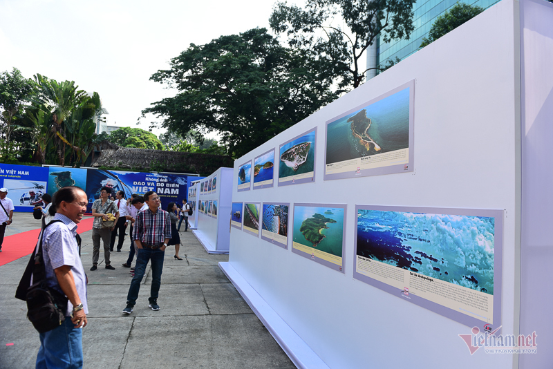 Beauty of Vietnam's seas and islands introduced in Ho Chi Minh city