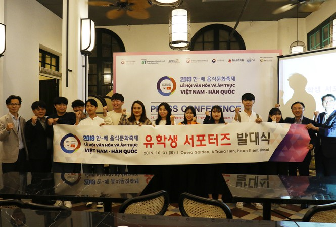 Korean cuisines to be introduced in Hanoi