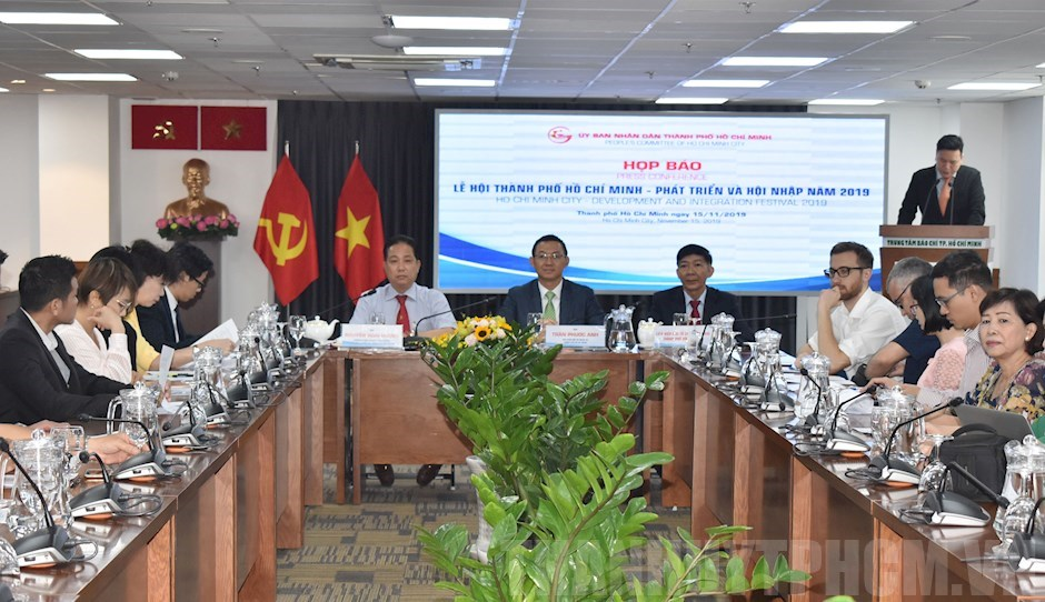 """""""The HCMC - Development and Integration 2019"""" festival to take place in late November"""