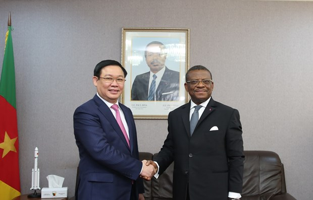 Vietnam wants to boost multi-faceted partnership with Cameroon