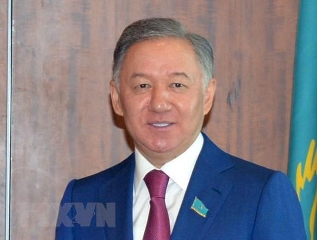 Kazakhstan's lower house leader starts official visit to Vietnam