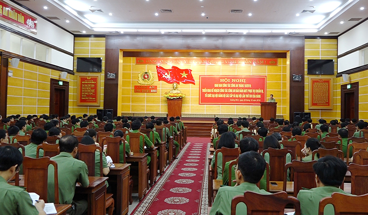 Quang Binh prepares for Party Congresses at all levels