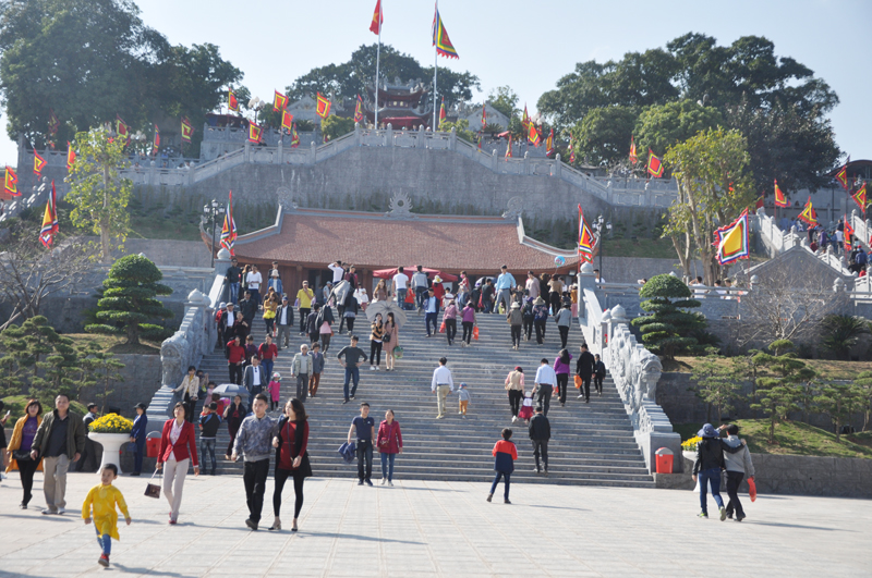 Quang Ninh province pays attentions to preserve and promote cultural heritage
