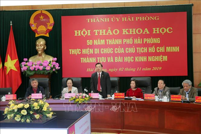 Seminar reviews 50 years of realizing President Ho Chi Minh's Testament
