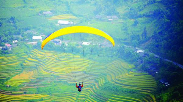 Putaleng International Paragliding Competition attracts 80 pilots