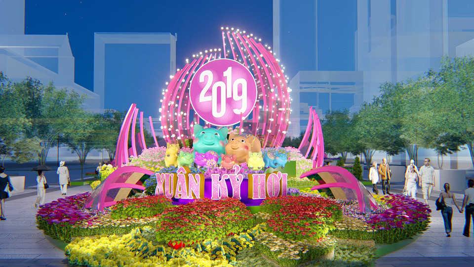 Nguyen Hue Flower Street 2020 to open in late January