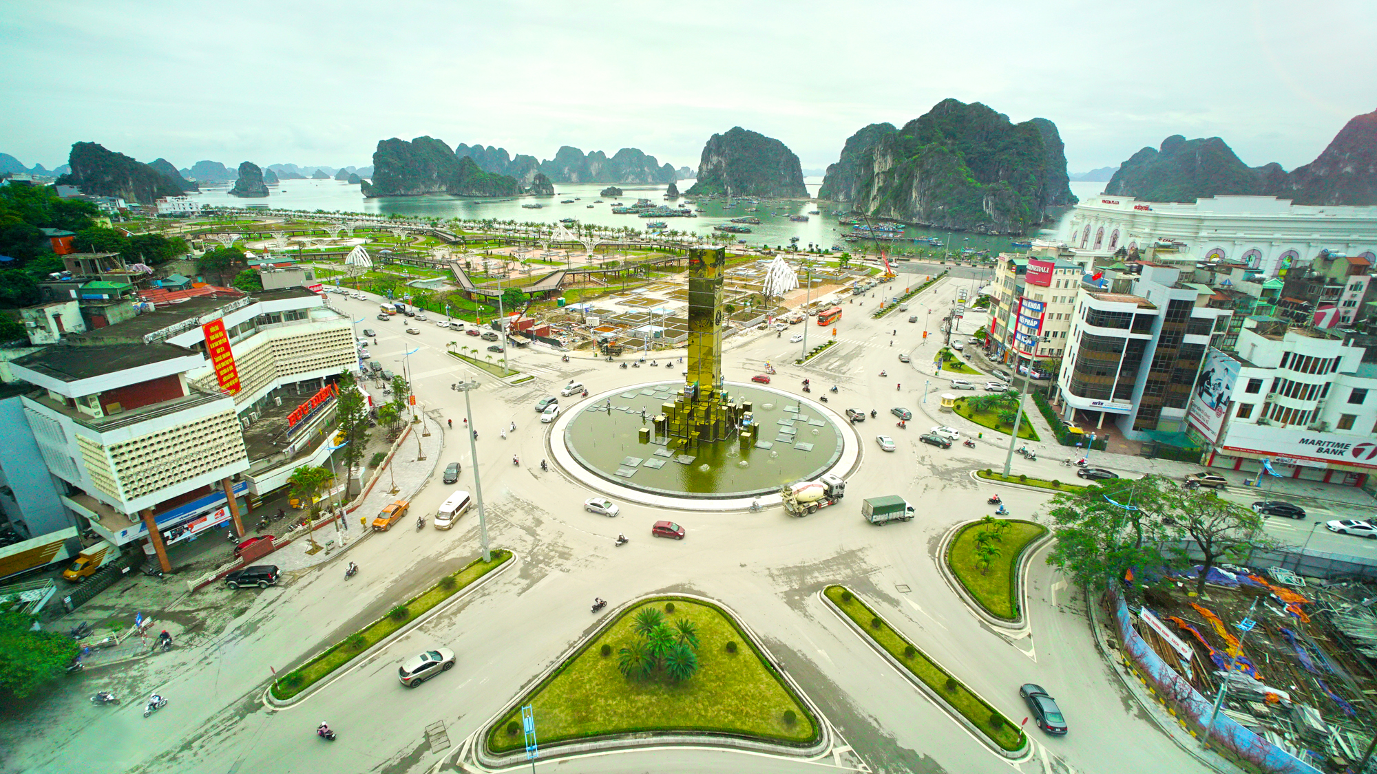 Quang Ninh to complete merger of Ha Long city and Hoanh Bo district in 2019