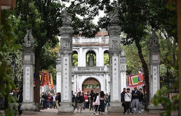 European travel agencies explore tourism destinations in Hanoi
