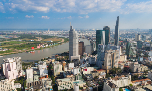 Ho Chi Minh city ranked among top 3 best real estate markets in Asia-Pacific region