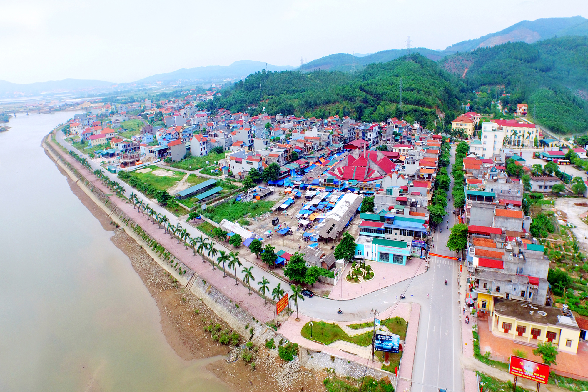 Merger of Ha Long city and Hoanh Bo district to be completed in 2019