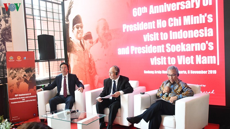 Special friendship between President Ho Chi Minh and President Sukarno