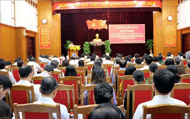 Da Nang prepares for party congresses at all levels