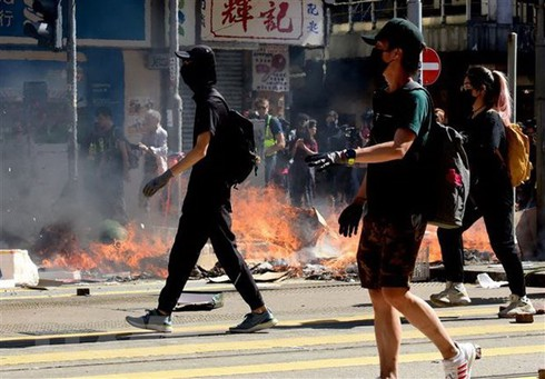 No losses of Vietnamese citizens in Hong Kong reported yet: spokesperson