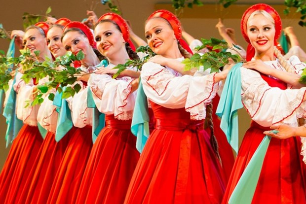 """""""Moscow Days in Hanoi"""" event promises various activities"""