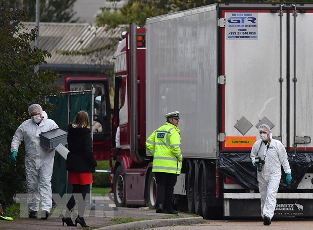 Vietnam, UK work to complete procedures to bring lorry victims' bodies home
