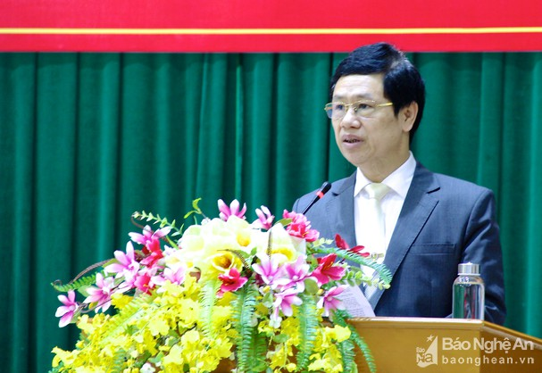 Nghe An: Training course for 60 planned trainees