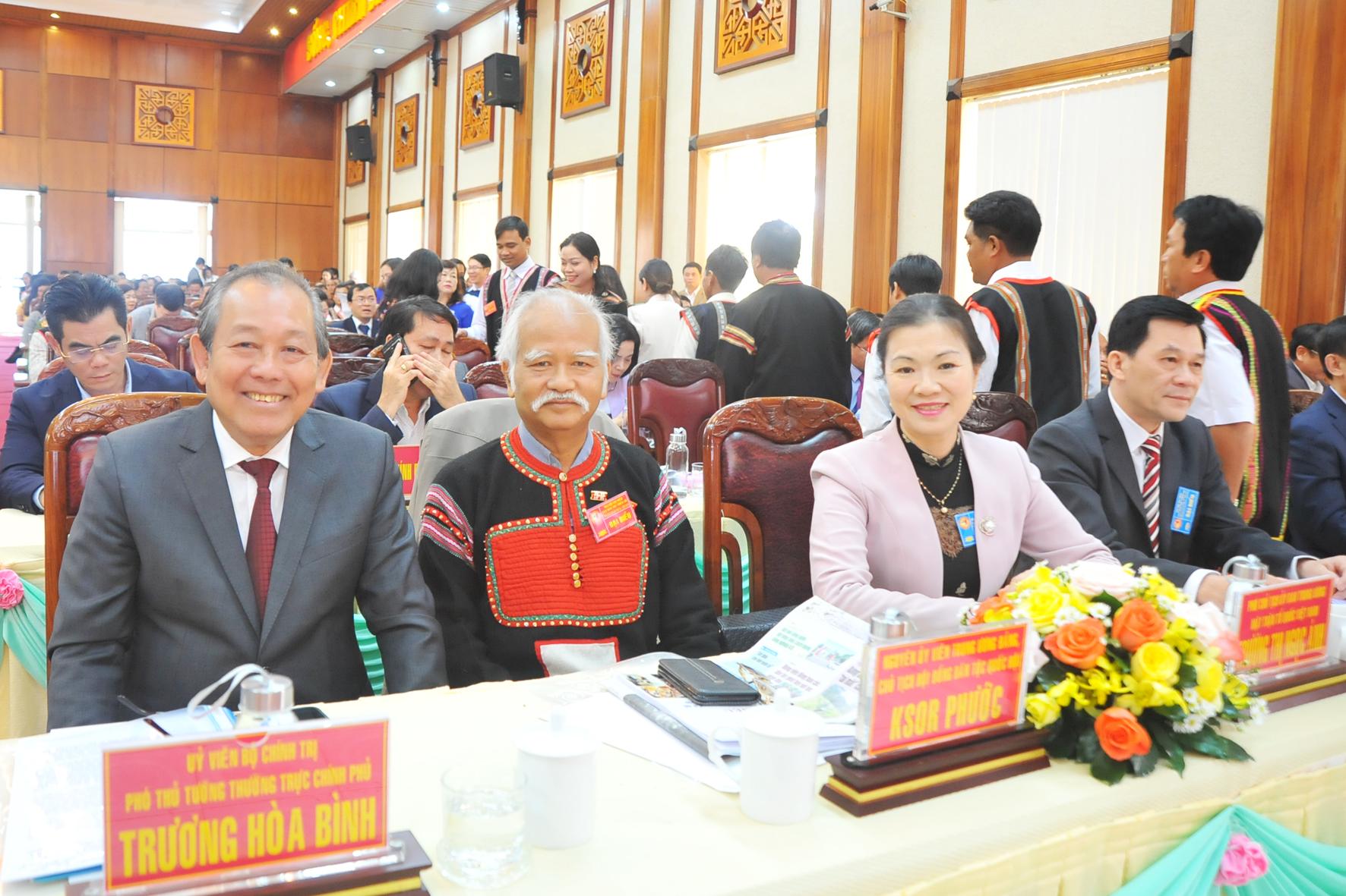 250 delegates attend Gia Lai Ethnic Minority Groups Congress