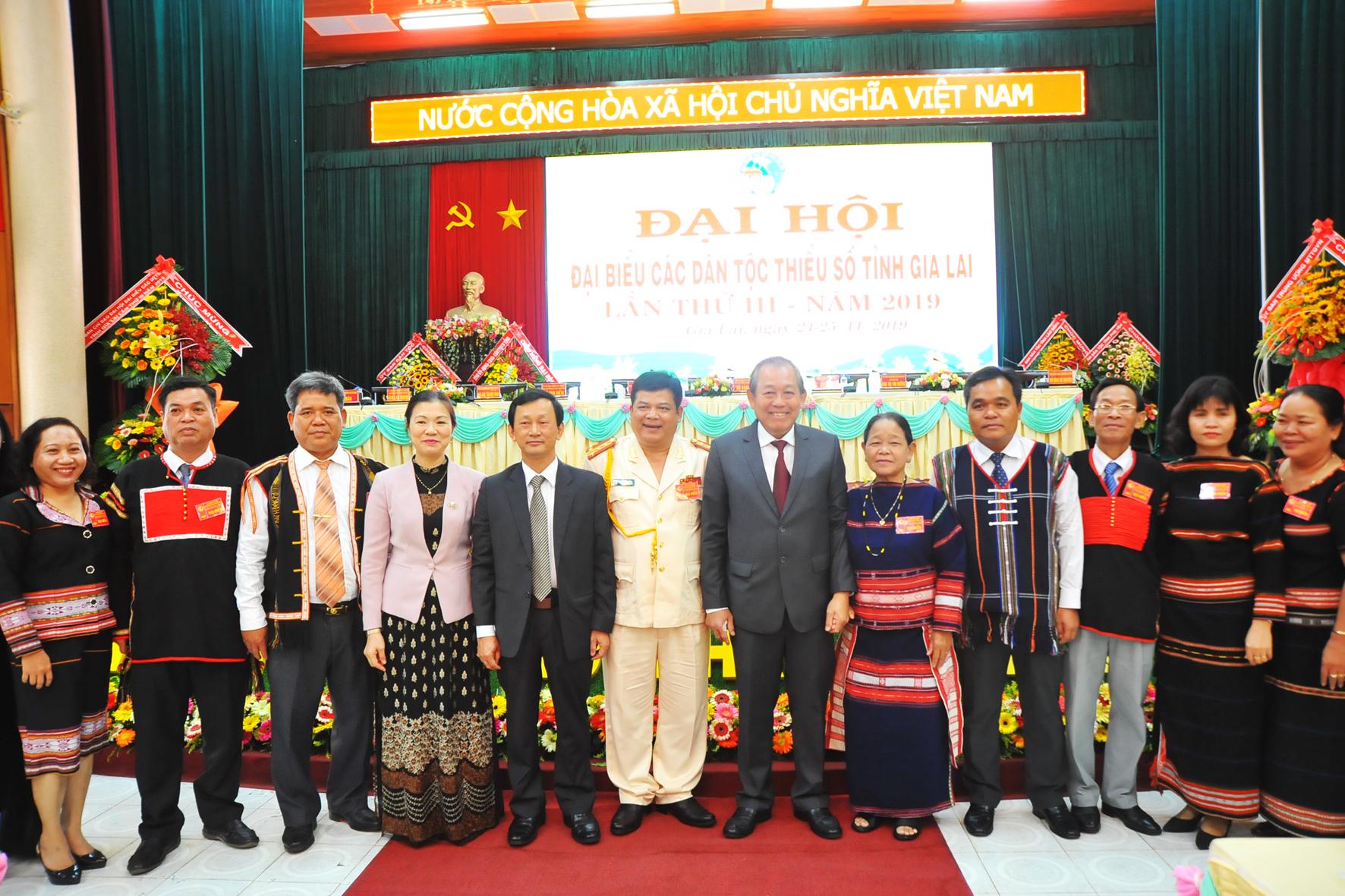 Gia Lai Ethnic Minority Groups Congress convenes