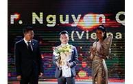 Vietnamese sports stars win big at AFF Awards 2019