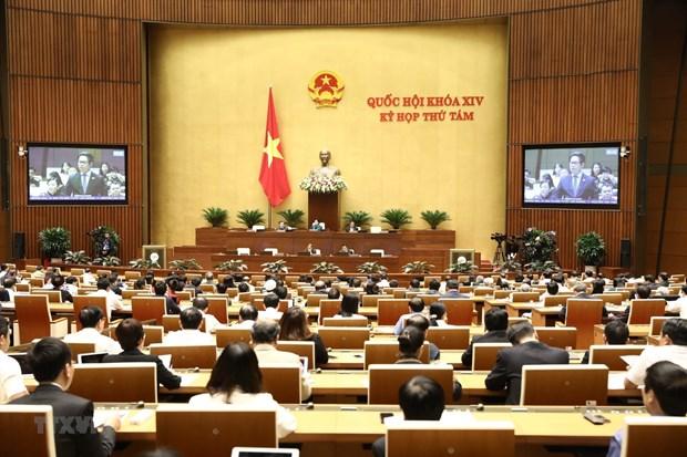 Legislators discuss draft laws on promulgation of legal documents, youths