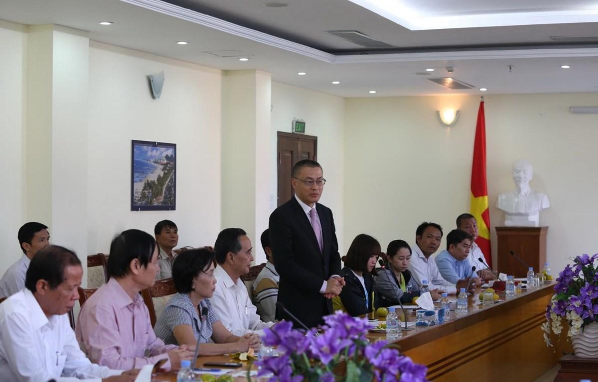 Human resources development fund among Vietnamese community in Cambodia