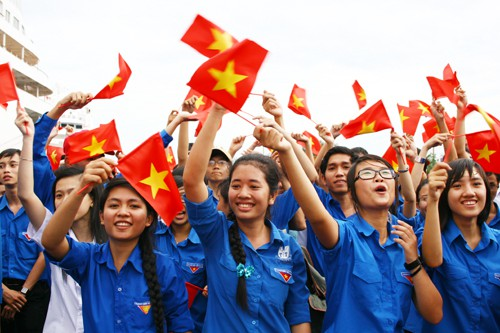 Quang Ninh youth toward 90th anniversary of CPV
