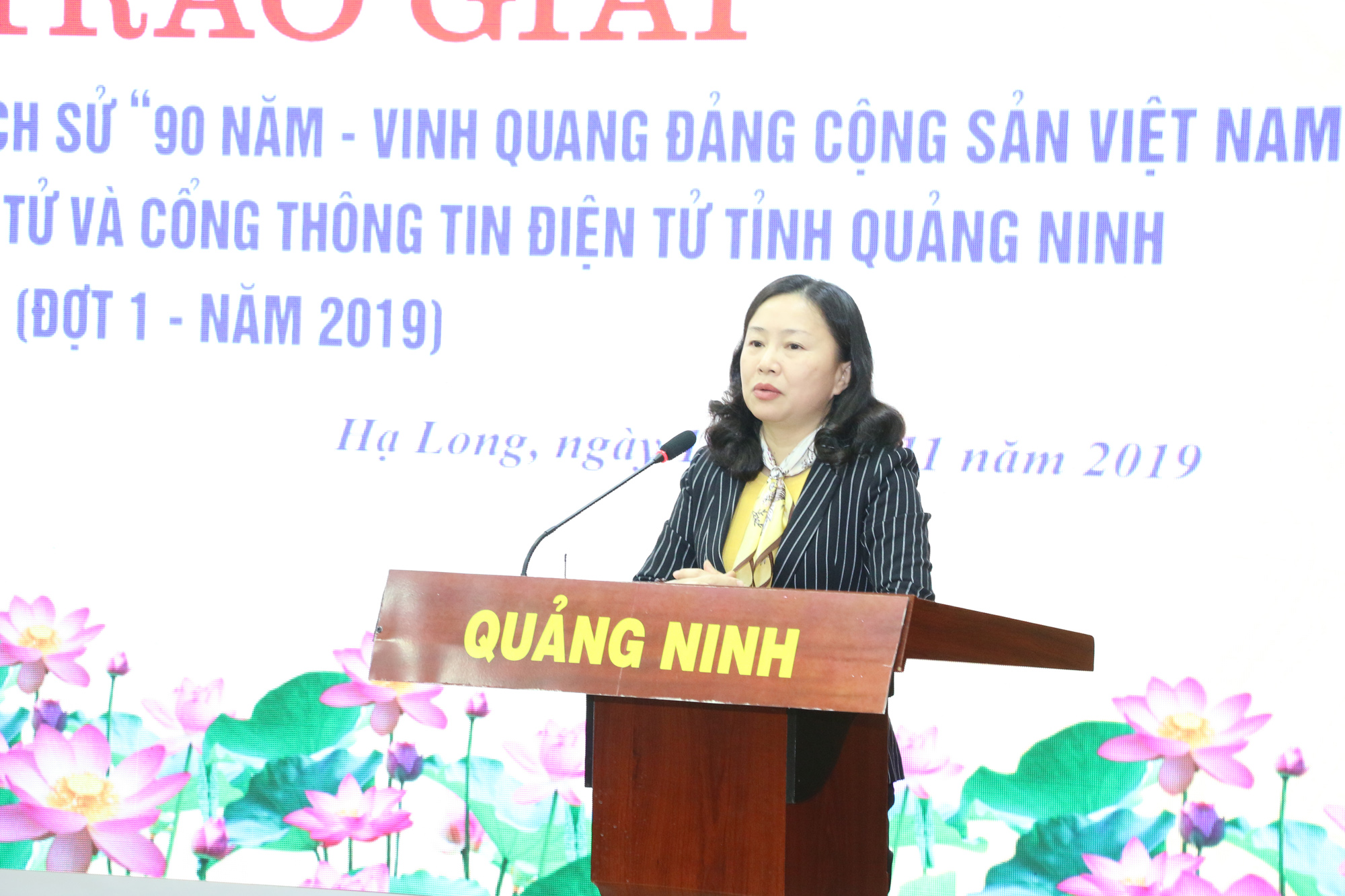 Quang Ninh: 13 teams and individuals win contest on Communist Party of Vietnam