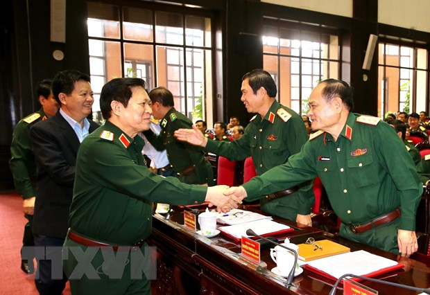 Central Military Commission realizes Directives for Party Congresses at all levels