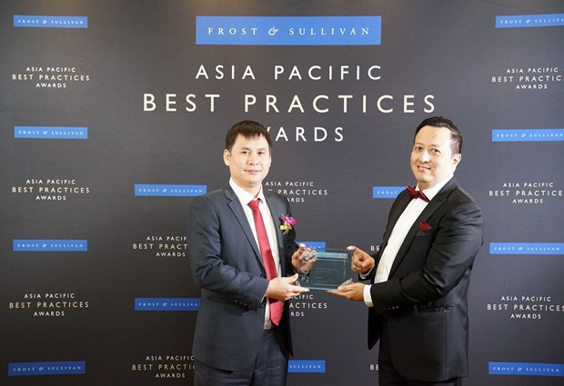 Viettel honored as best mobile data service provider of year
