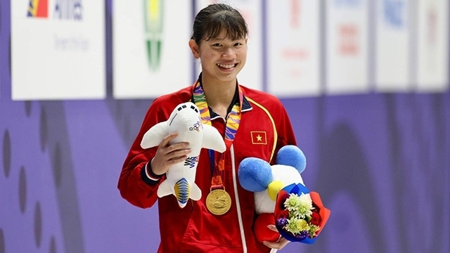 30th SEA Games: Vietnam earns 17 gold medals on December 10th