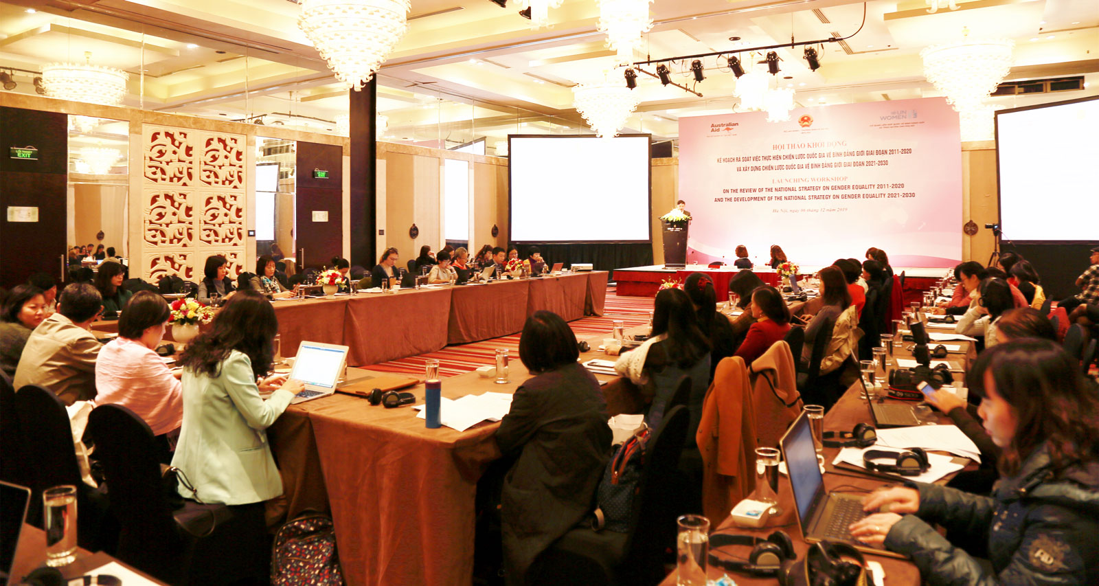 National Strategy on Gender Equality implementation for 2011-2020 reviewed