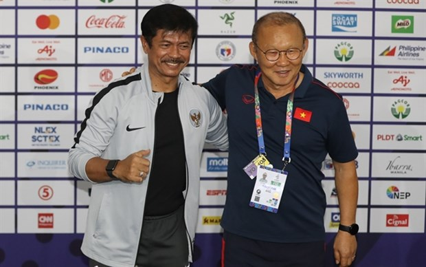 Games glory awaits Vietnam: coach Park Hang-seo