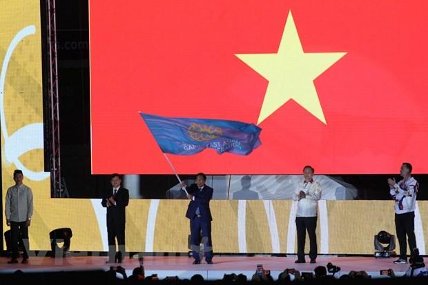 SEA Games 30: Curtain falls, SEA Games flag goes to Vietnam