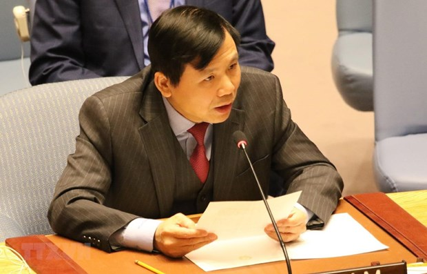 Vietnam share experience in building peacekeeping partnerships