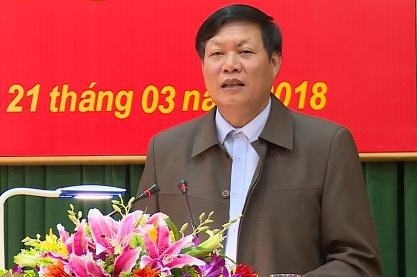 Ministry of Health has new deputy head