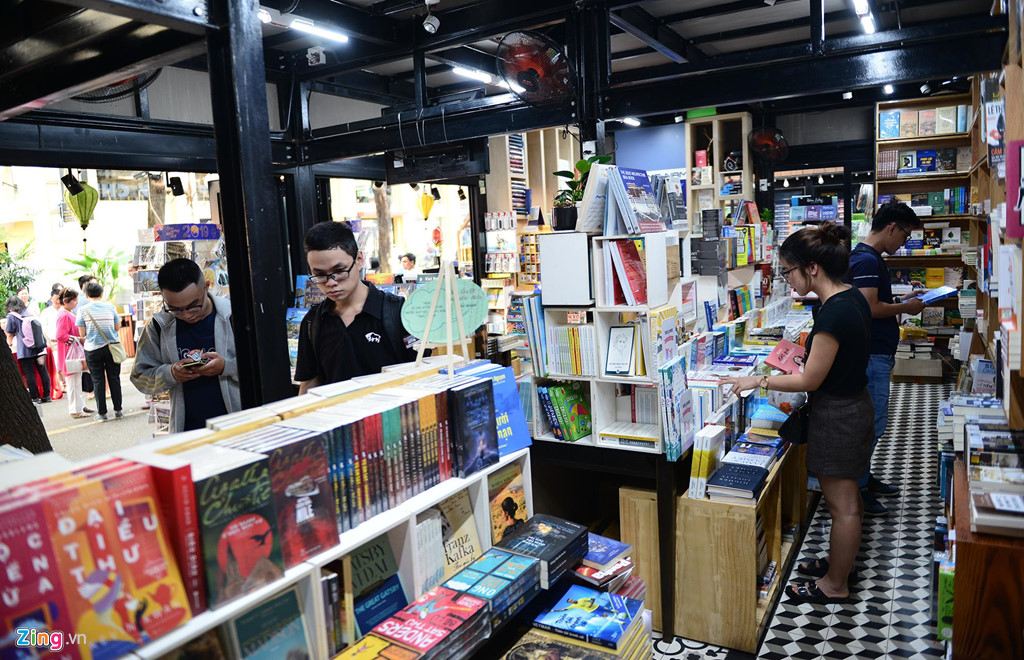 Ho Chi Minh city to open book street festival in January