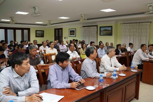 Vietnamese in Laos strengthen solidarity