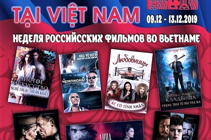Russian films screened in Vietnam