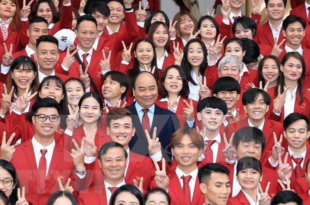 PM hails efforts of Vietnam sports delegation at SEA Games 30