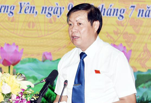Standing Deputy Secretary of Hung Yen province appointed as Deputy Minister of Health