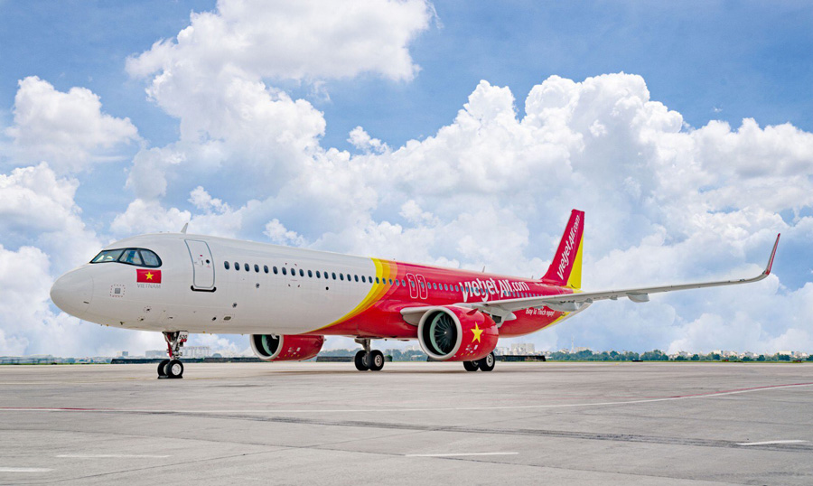 Vietjet Air opens four new international routes