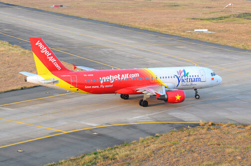 Ho Chi Minh city - Pattaya route launched by Vietjet