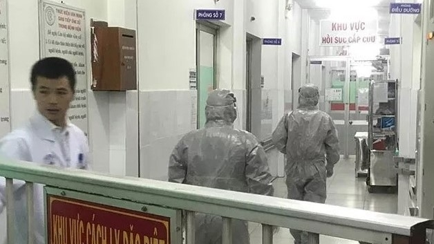 Patients with nCoV virus in Ho Chi Minh City recover